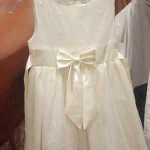 Other - Brand New Cream Dress